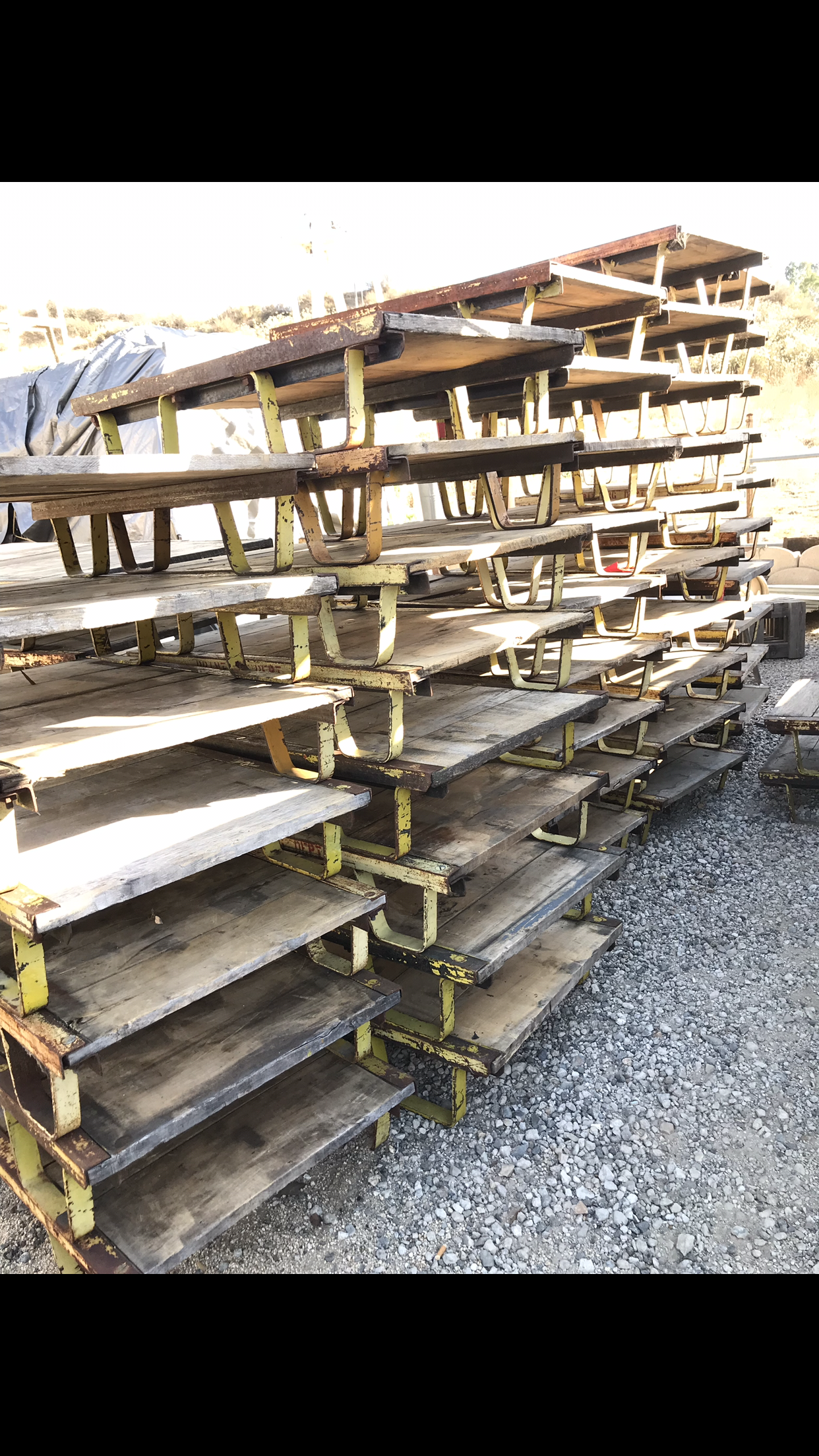 Old school shipping pallets for sale! 24x36 $150 | Farm | Pallets