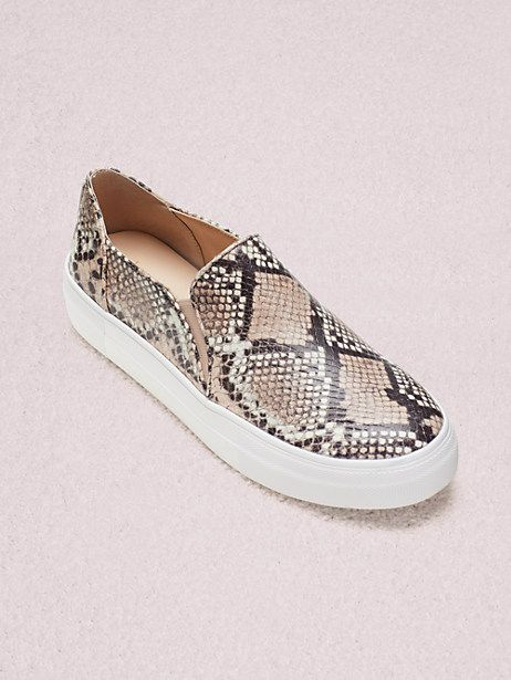 56b069e66a3 Ginger sneakers in 2019 | Products | Sneakers, Kate spade, Shoes