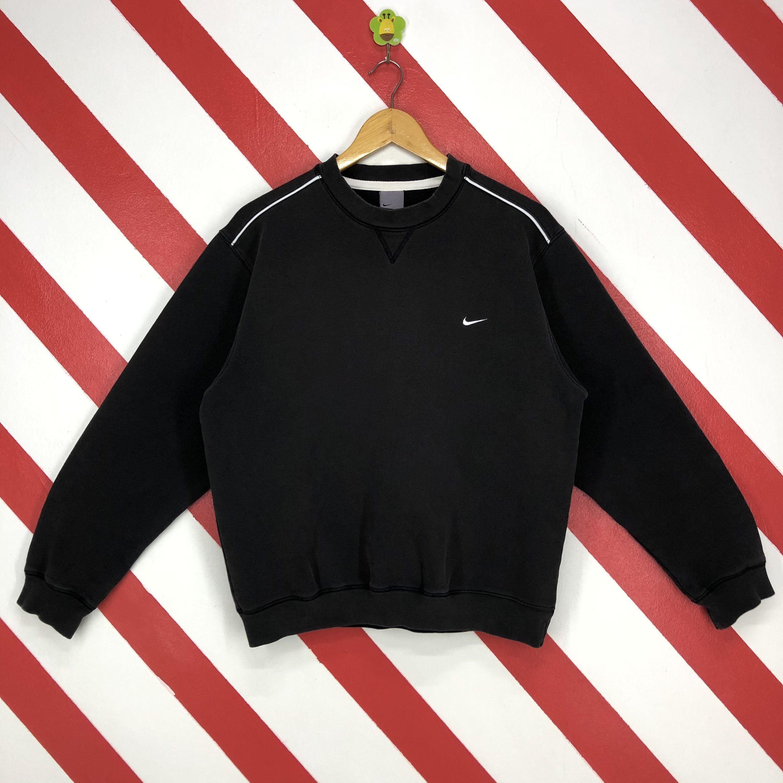 Vintage Nike Sweatshirt Crewneck Nike Swoosh Sweater Pullover Etsy Vintage Nike Sweatshirt Nike Sweatshirts 90s Sportswear [ 3000 x 3000 Pixel ]