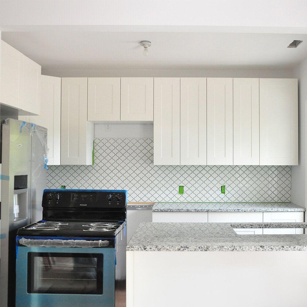 How to Install Kitchen Backsplash Tile   Wayfair   Home in ...