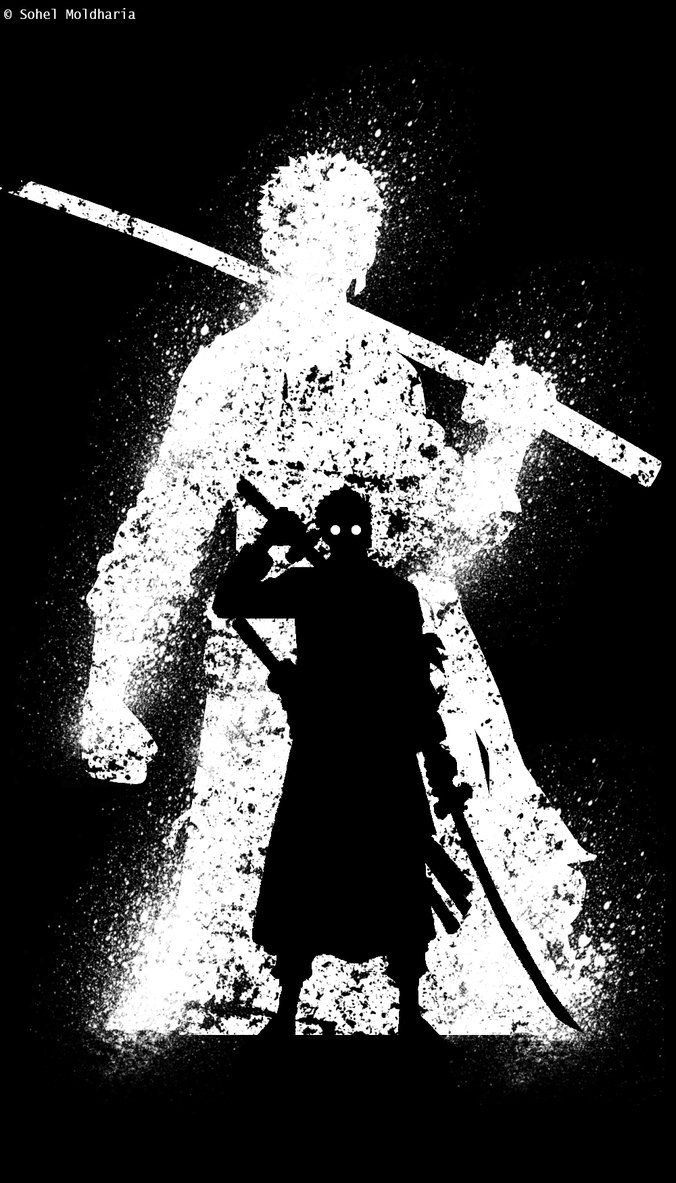 Zoro Mobile Wallpaper By Mrblaze
