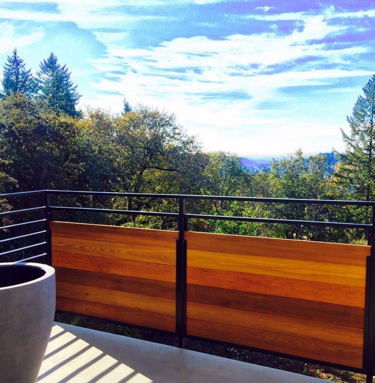 Unique Porch Hand Railing For Your Cozy Home