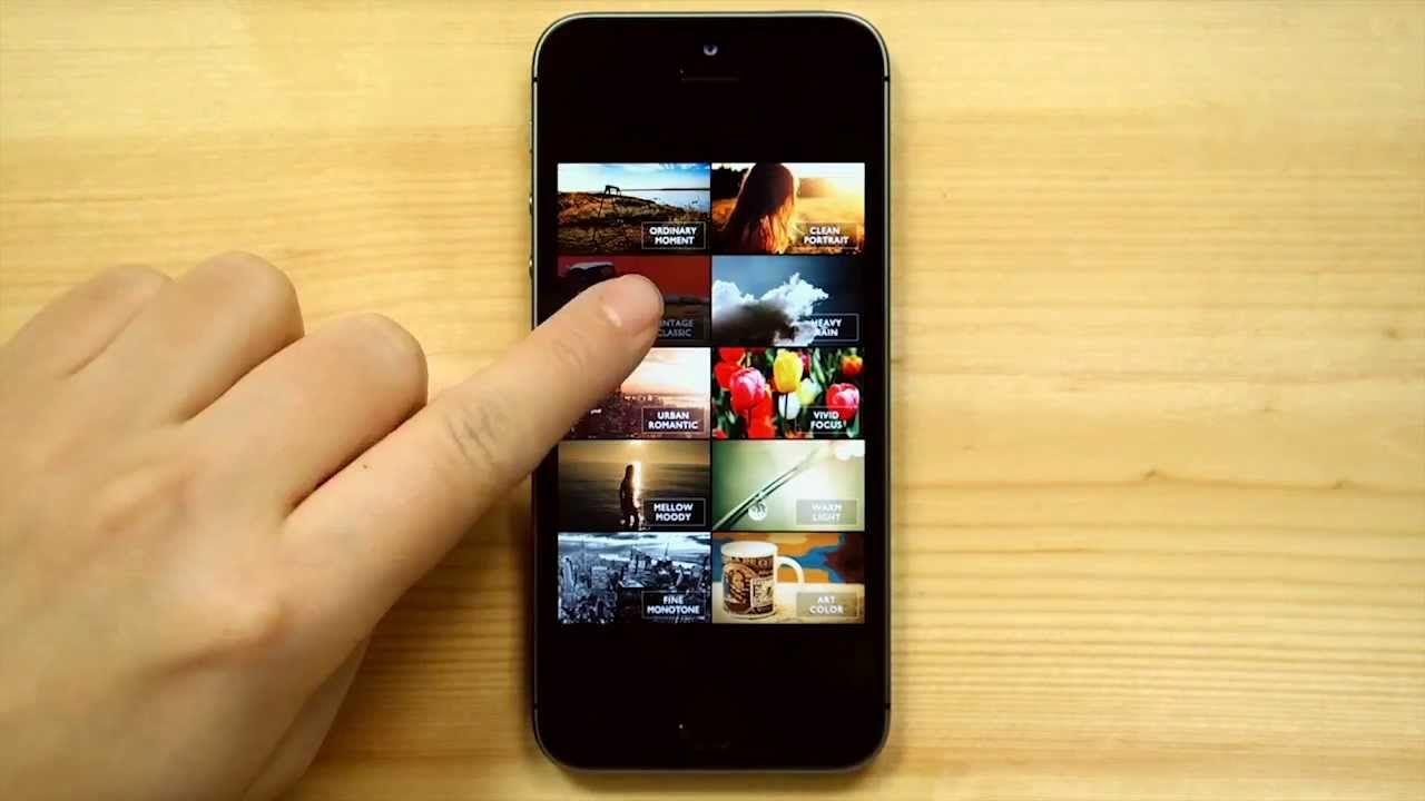 Rookie Cam Photo Editor & Filter Camera (iPhone, iPad
