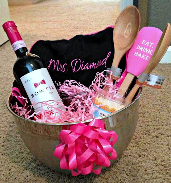 bridal shower present