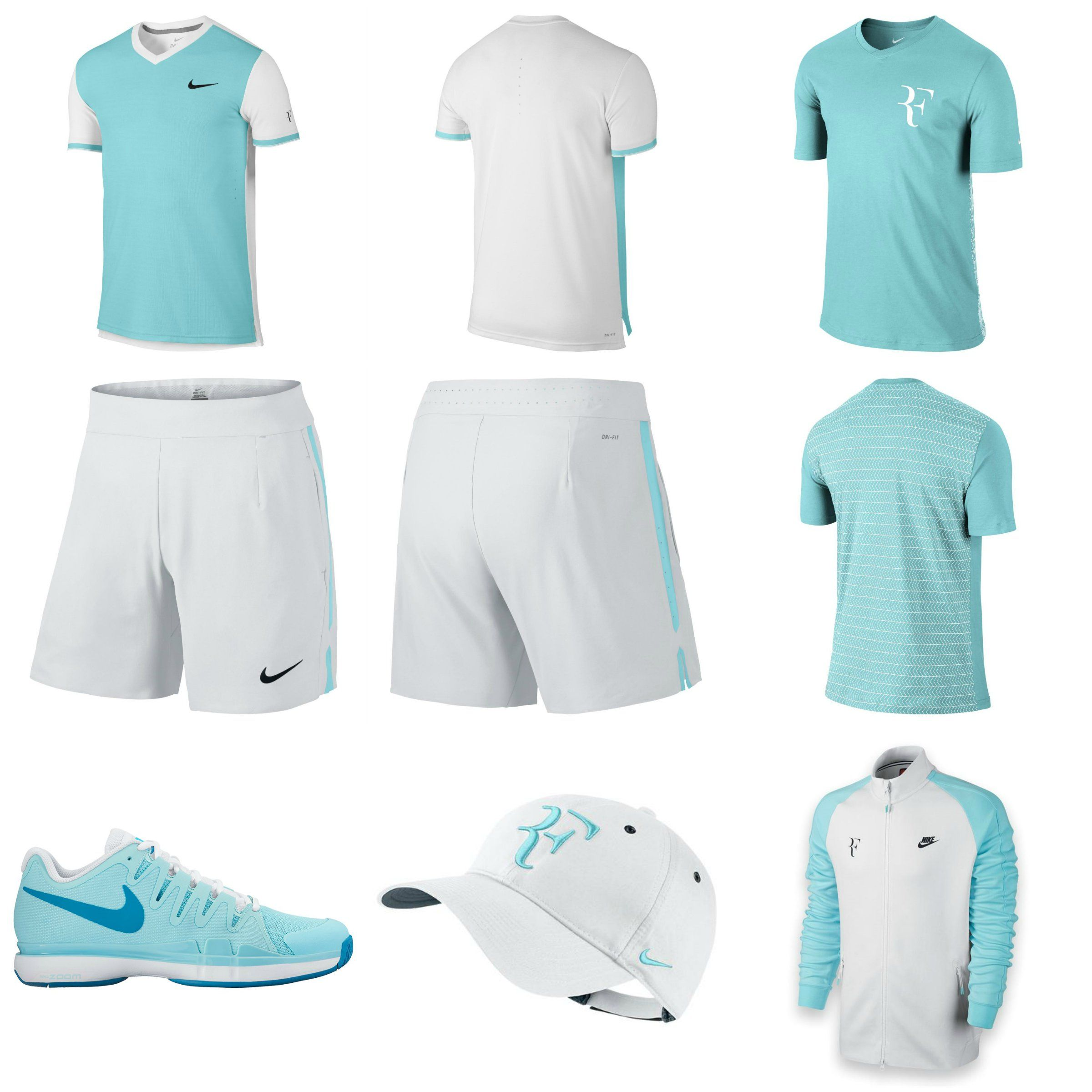 34a06205 Roger Federer's Outfit for Shanghai and Basel 2015 | Tennis Style ...