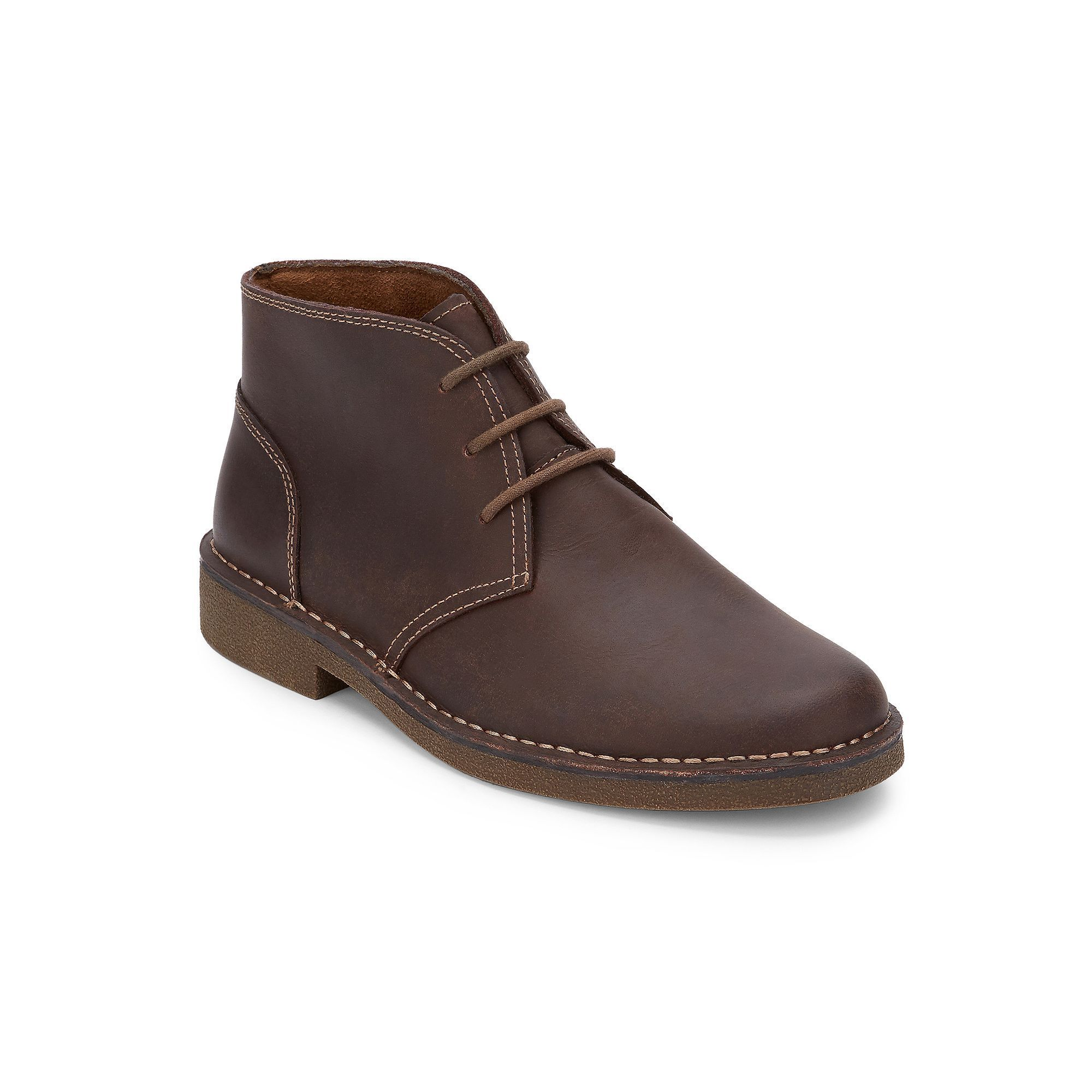 Dockers Tussock Men's Leather Chukka Boots Mens leather