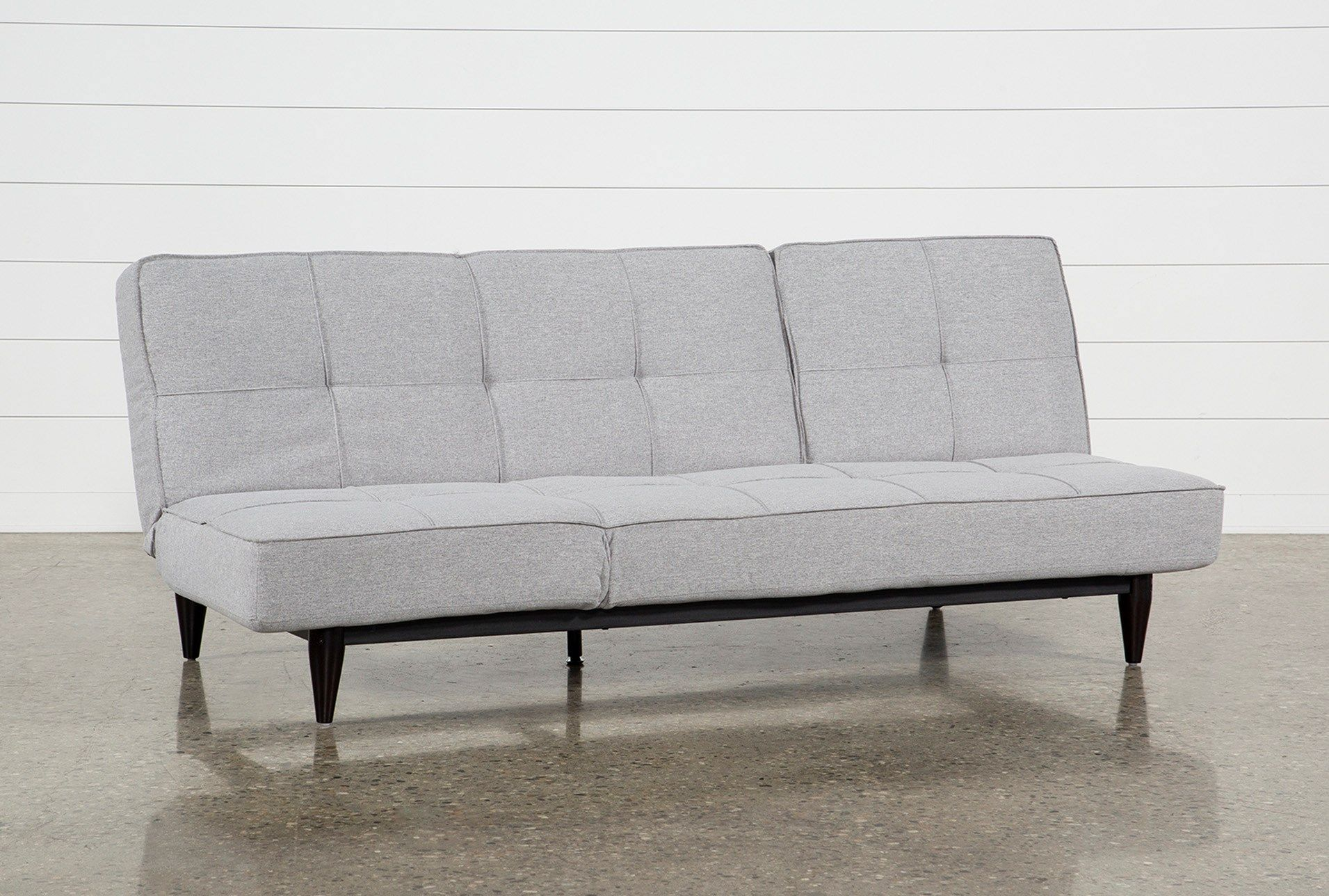 Paige Grey Convertible Sofa Chaise Sleeper Small Chaise Sofa Convertible Sofa Chaise Sofa