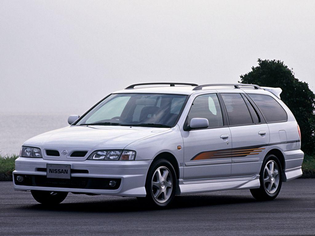 Autech nissan primera wagon aero sports p11 1997 cc a r s autech nissan primera wagon aero sports vanachro Gallery
