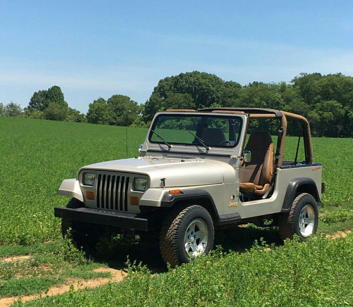 1995 Jeep Wrangler YJ Rio Grande