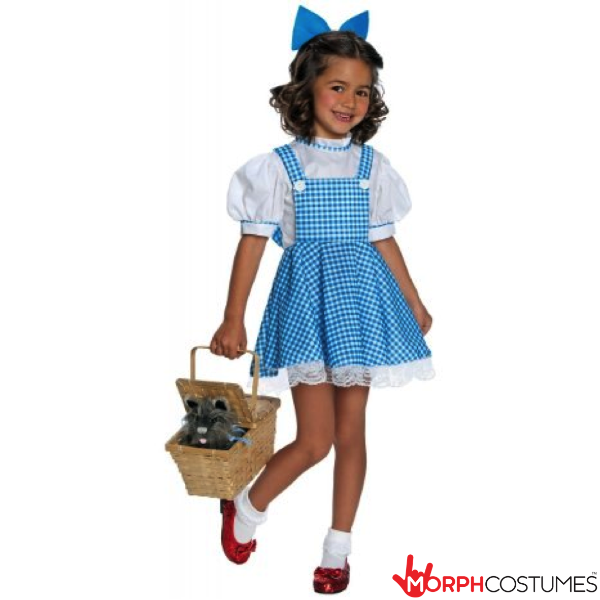 Girls Fancy Dress Costumes: Follow the Yellow Brick Road…right up to ...