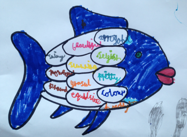 The Rainbow Fish Activities For Early Years With Images