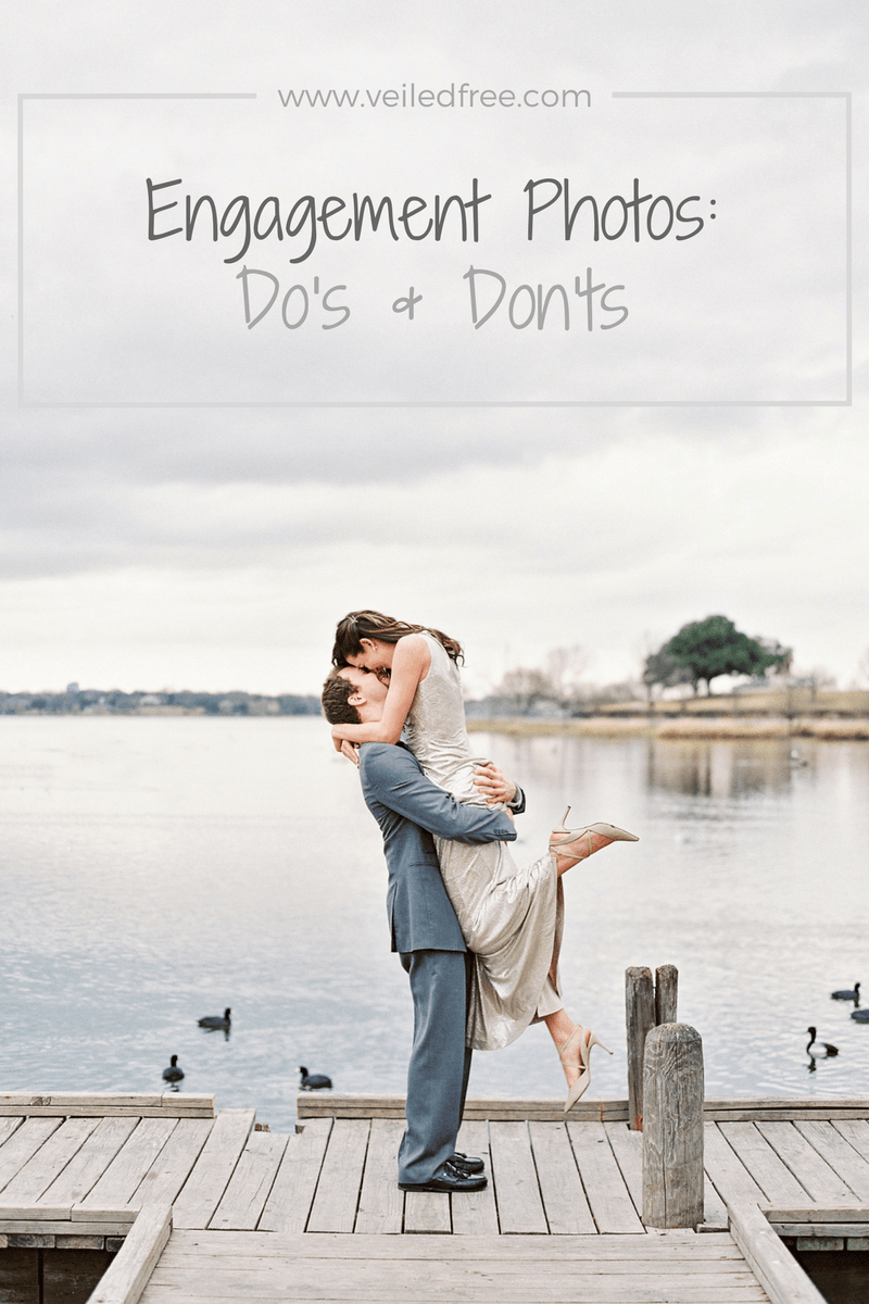 Tips for a flawless engagement photo session!