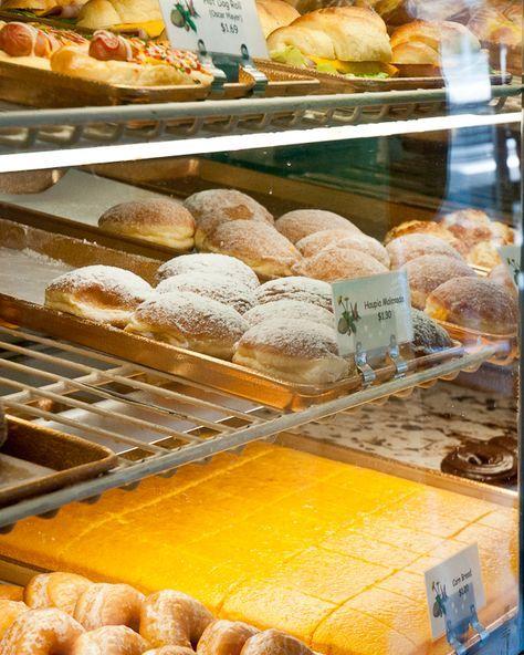Review of Liliha Bakery in Honolulu, Hawaii Hawaiian bakery, Honolulu, Honolulu oahu