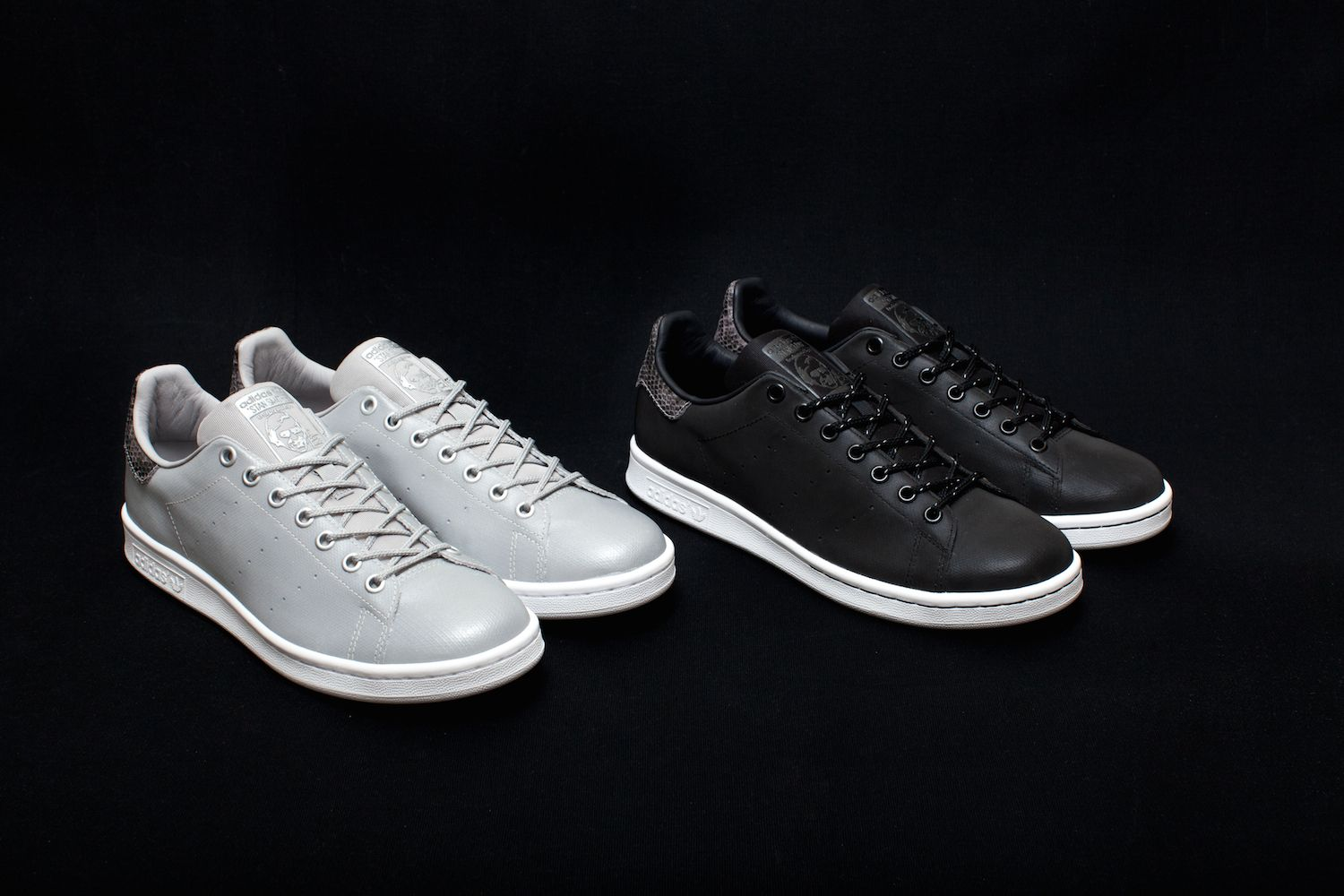 In another iteration of the iconic shoe, adidas Originals takes it up a notch with the Stan Smith Reflective pack.
