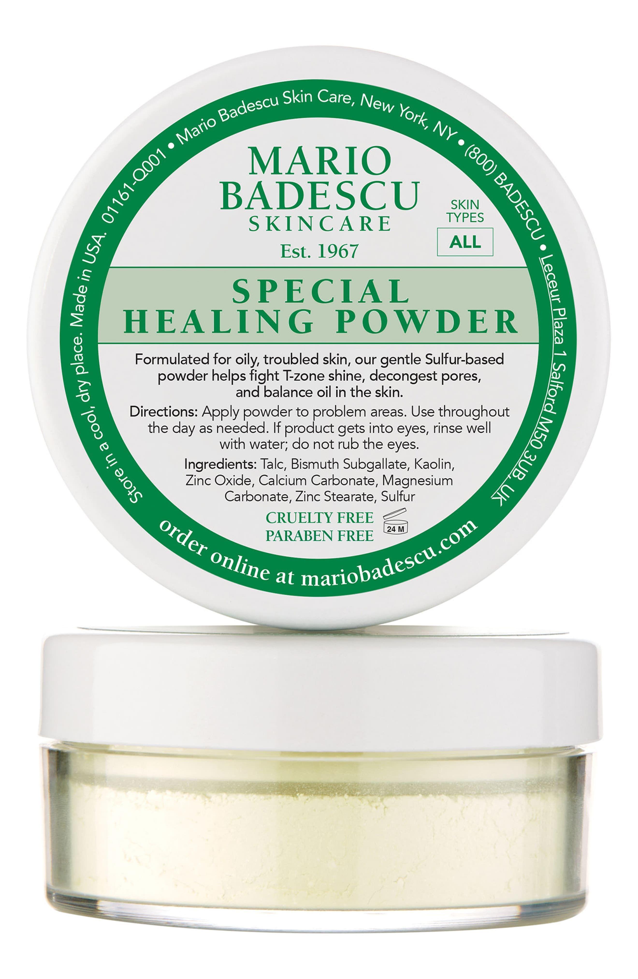 Mario Badescu Special Healing Powder Nordstrom Mario Badescu Mario Badescu Skin Care Healing