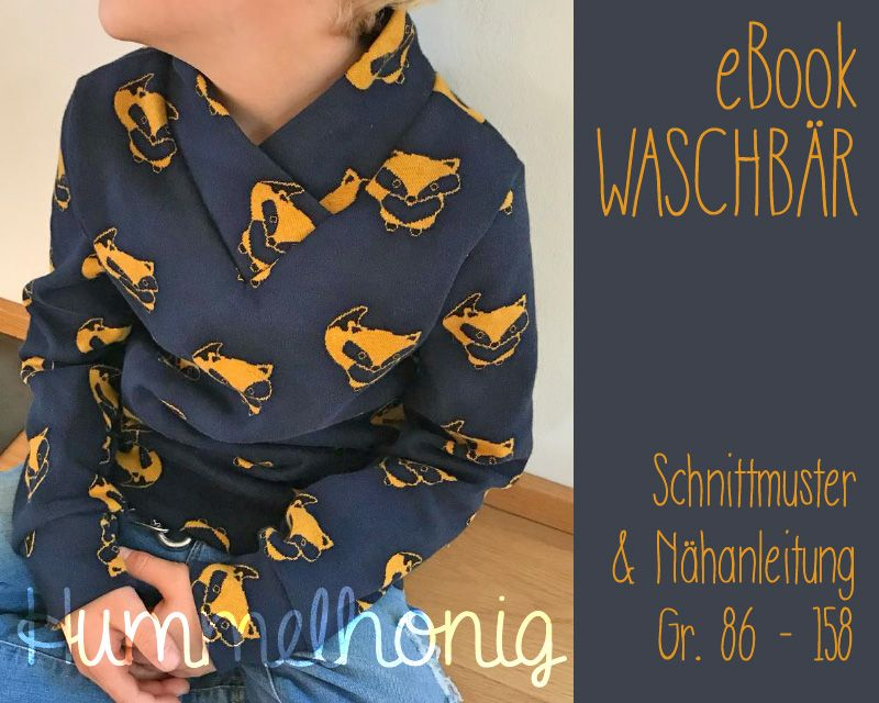 e3cc35e93fddd8 Ebook Sweater Waschbär