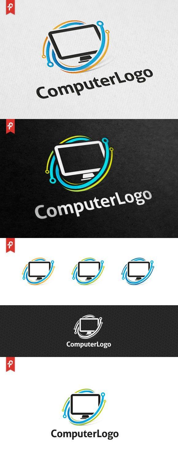 Die besten 25+ Computer Logo Ideen auf Pinterest | Logo ...