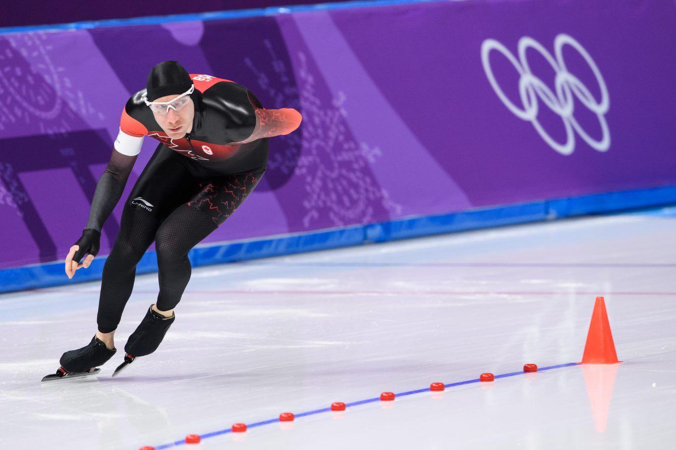 Team Canada PyeongChang 2018 Ted Jan Bloemen Team canada