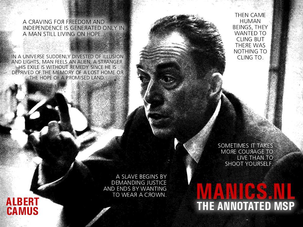 Albert camus quote about unique normal energy different - Albert Camus