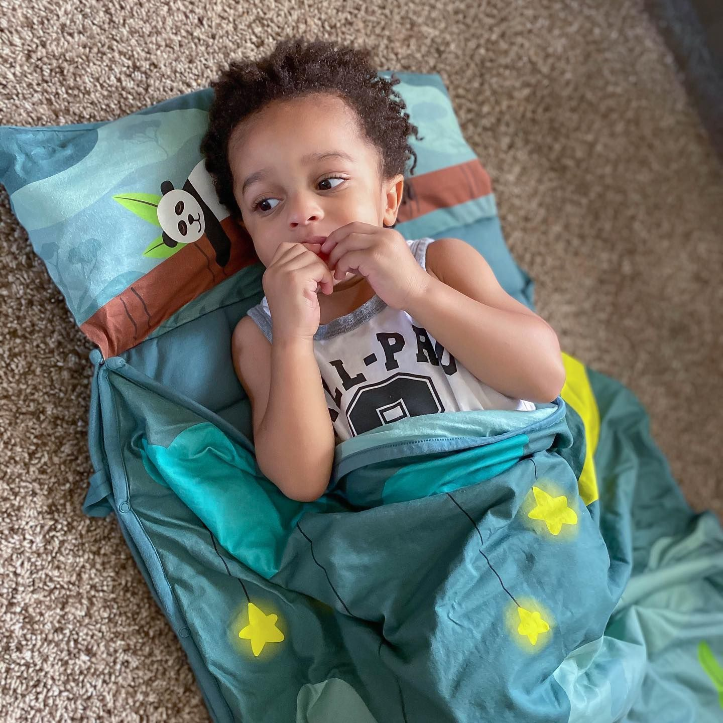 The Greenara Organic Cotton Nap Mat Is The Perfect Mat For Your Little Ones Sp This Mat Is 100 Gots Certifie In 2020 Real Mom Baby Plush Toys Accessories Unique