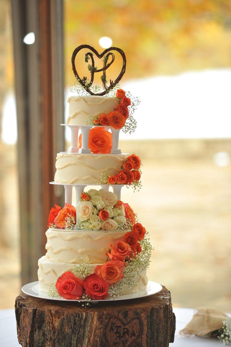 Wedding cake ideas we considered Wedding cake