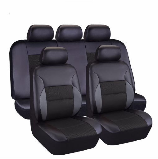 Universal Artificial Leather Seat Covers Carace Leather Car Seat Covers Carseat Cover Leather Seat Covers