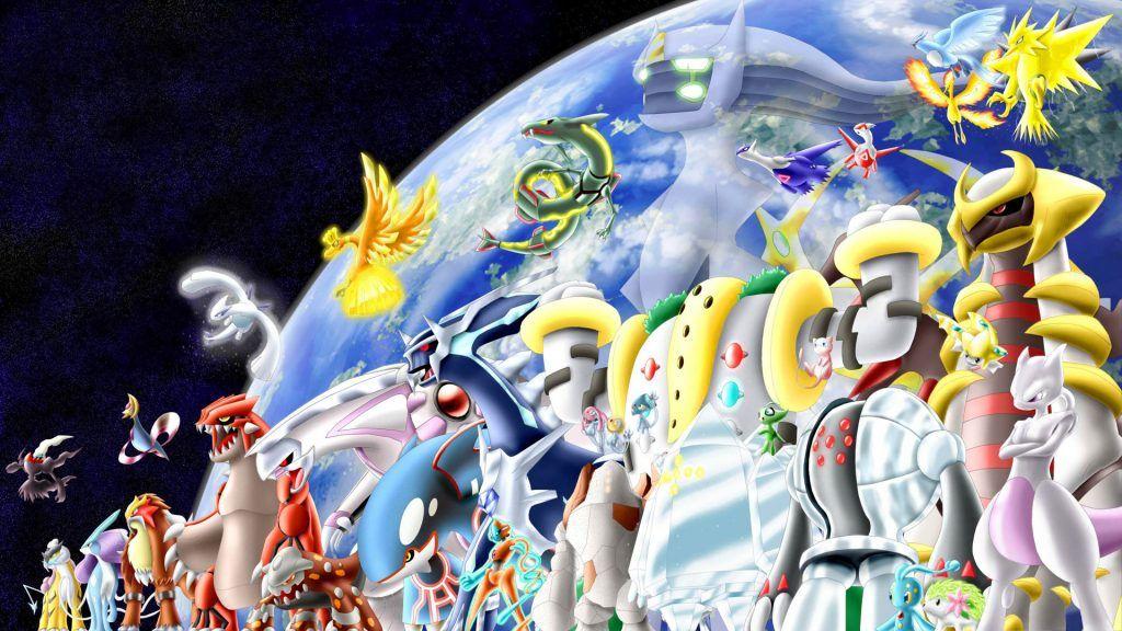 All Legendary Pokemon Wallpaper 84 High Quality Graphics New Wallpapers All Legendary Pokemon Anime Pokemon