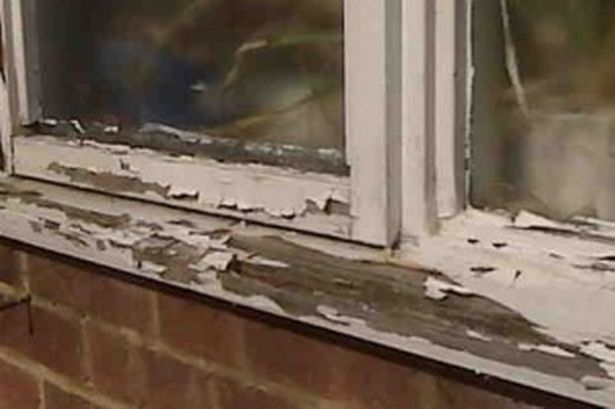 Diy Dave Repairing And Painting A Rotten Window Sill