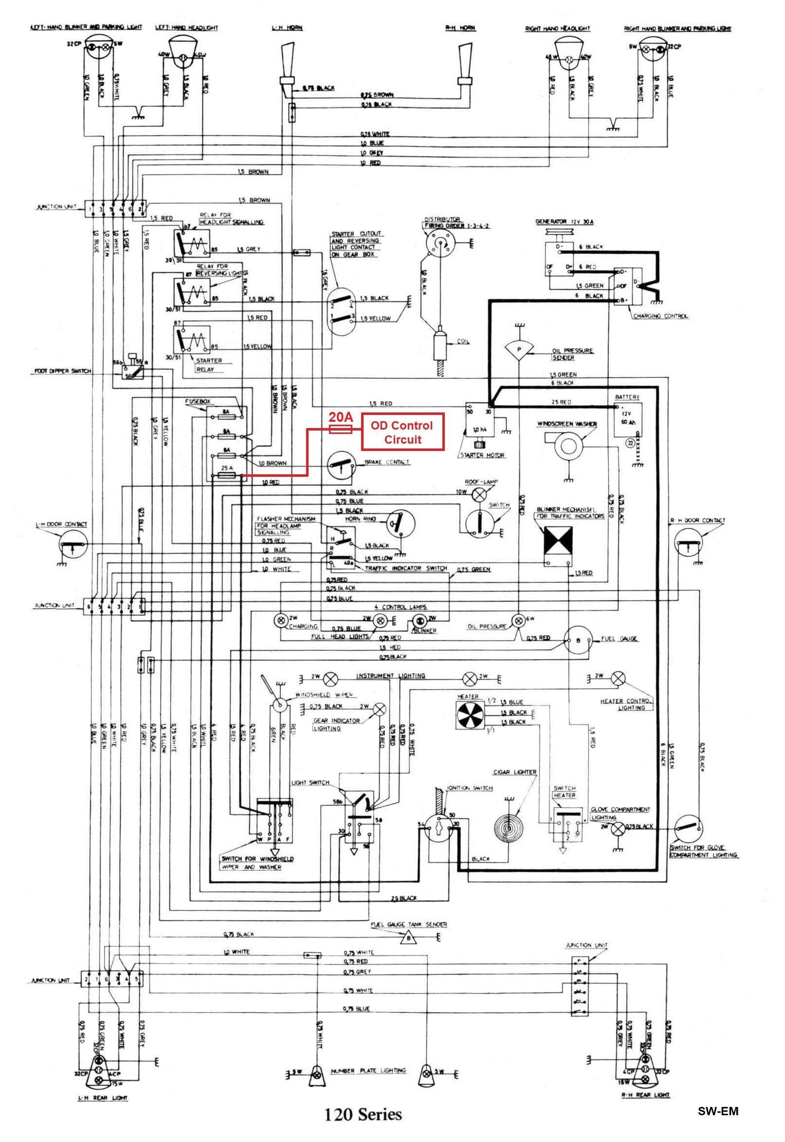 New Wiring Diagram Car Relay Diagram Wire Switch