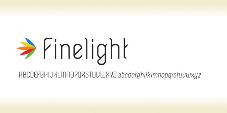 Finelight™ font download
