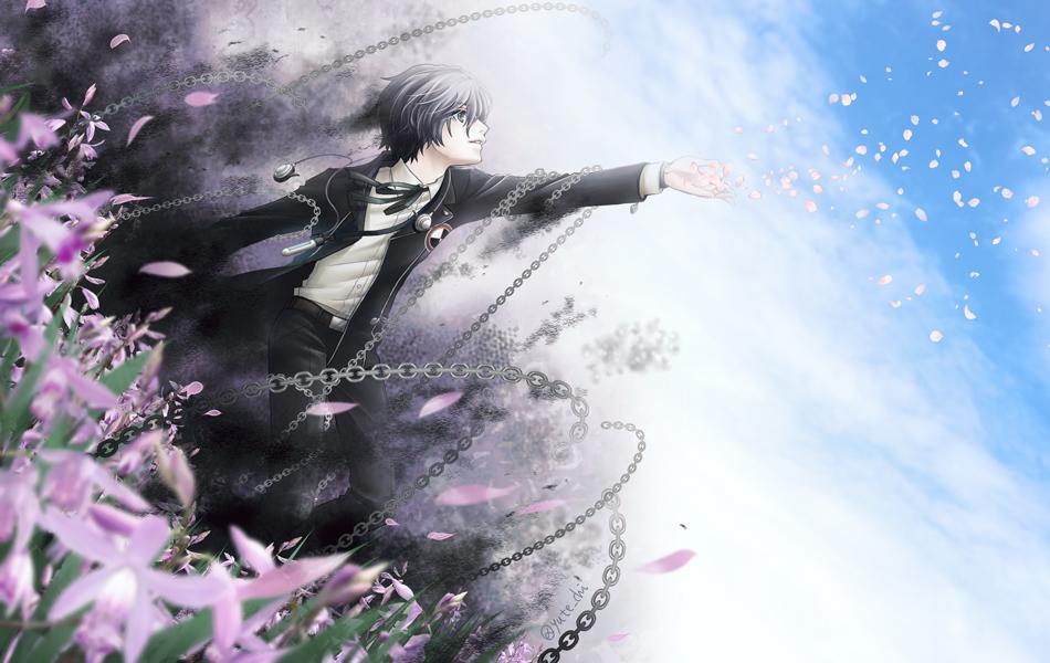 トーガ on Persona, Anime, Shin megami tensei persona