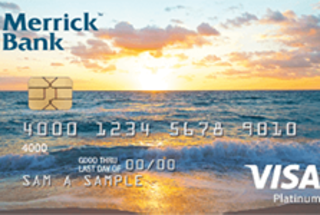 Merrick bank credit card application
