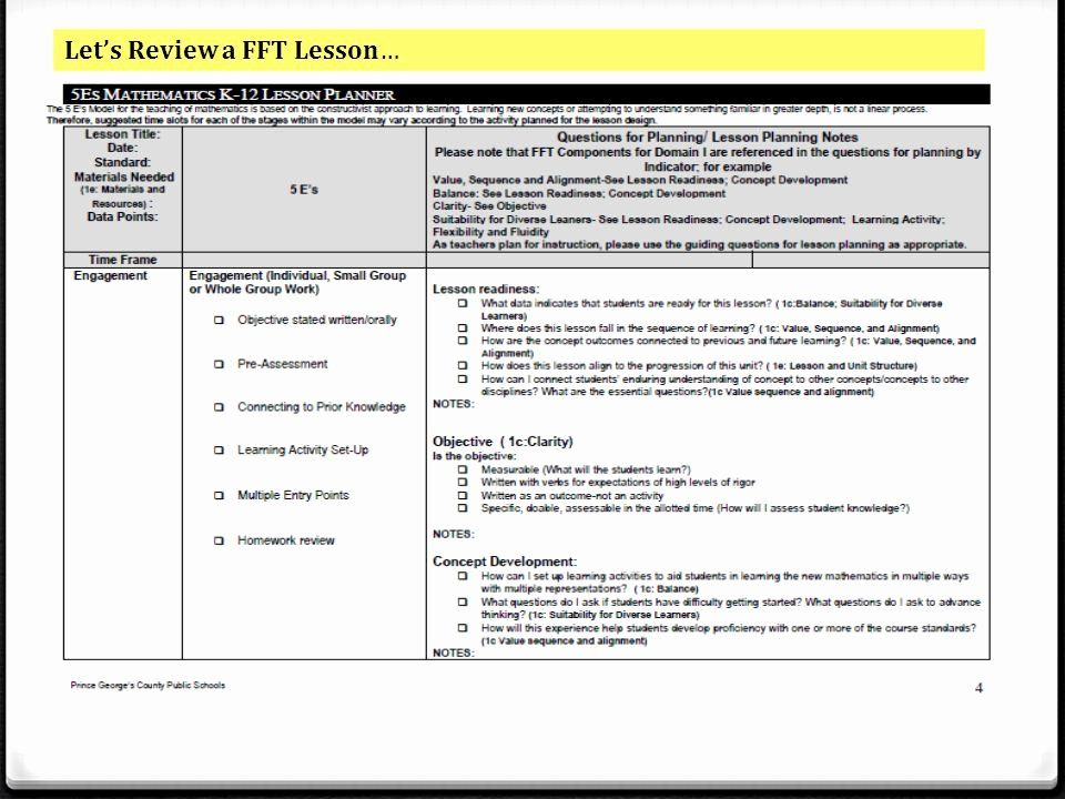 Cooperative Learning Lesson Plan Template New Mon Core Math Professional Development Ppt Video Lesson Plan Templates Cooperative Learning How To Plan