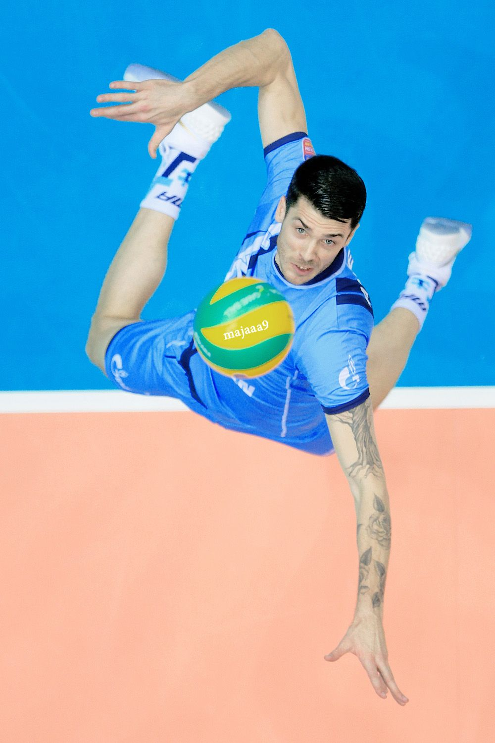 Volleyball Libero Volleyball Poses Action Poses Male Pose Reference