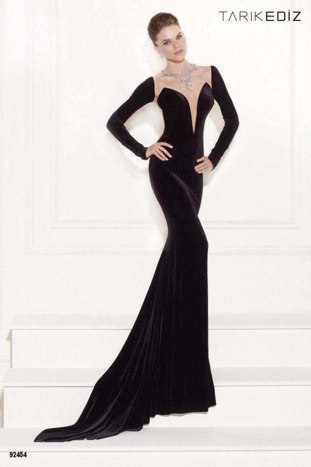 Sorprendentes vestidos largos elegantes de moda para fiesta |10 ...