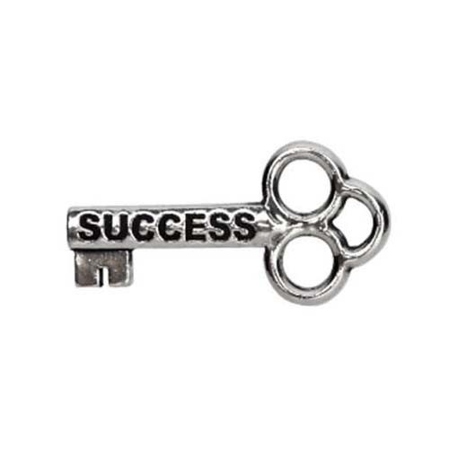The  key to success (they have keys with other words too)