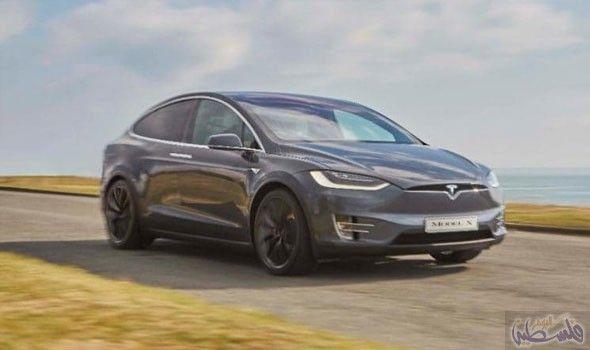 موديل X 2017 من تيسلا السيارة المستقبلية للعائلات Family Car Car Tesla