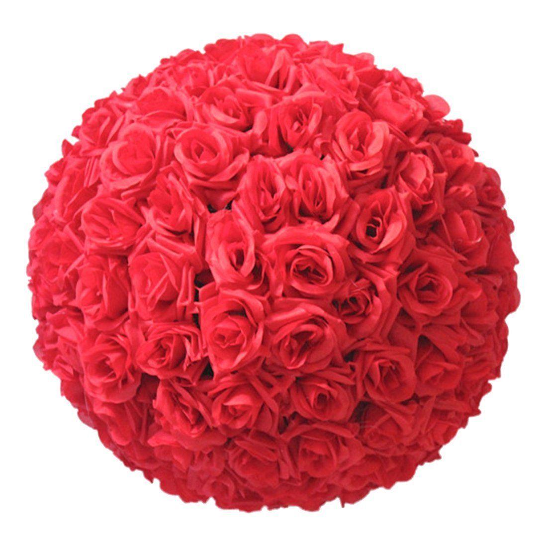 Amazon Rose Flower Ball Sodialr820cmtiffany Blue Wedding