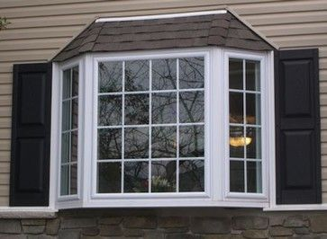 Bows And Bay Windows Bay Window Exterior Bow Window Window Shutters Exterior