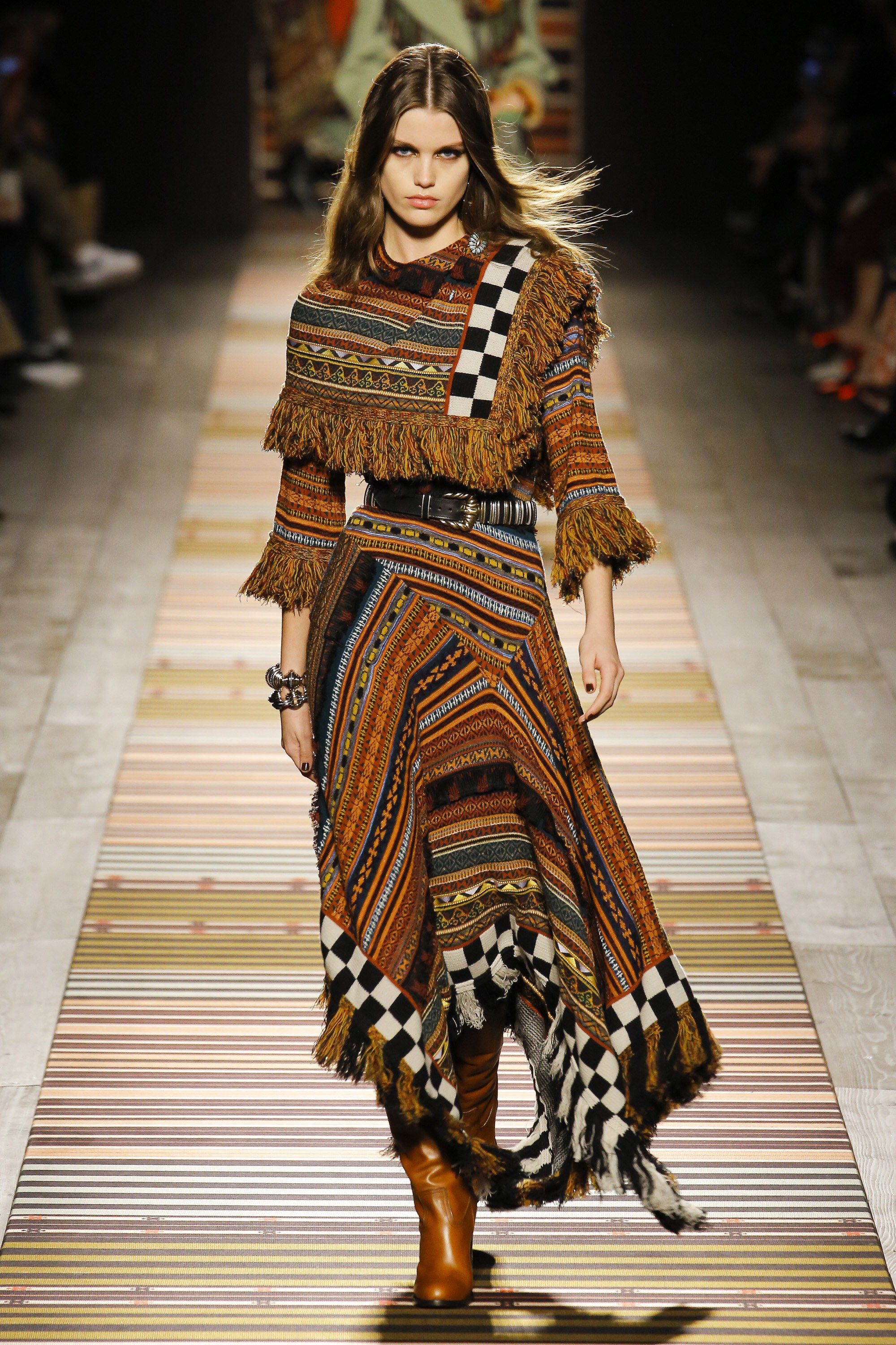 Etro Fall 2018 Ready-to-Wear Fashion Show Collection ...