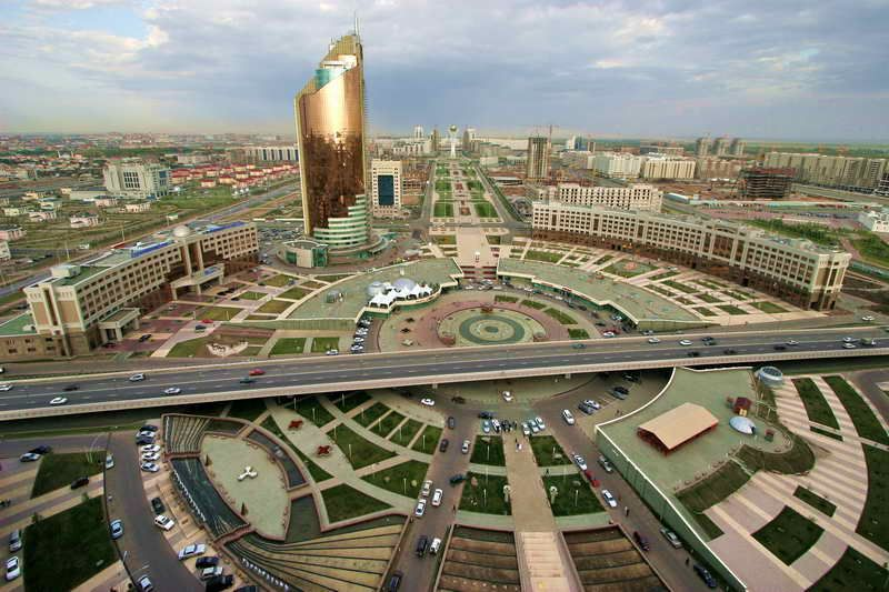 Astana - a city that arose within a decade (early 2000's) | Astana ...