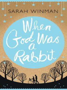 Toen God een Konijn was. Prachtig boek van Sarah Winman over de indrukken die je opdoet als kind en hoe dat jou de rest van je leven beïnvloedt. Ik heb het boek nog niet uit, maar nu al een aanrader!