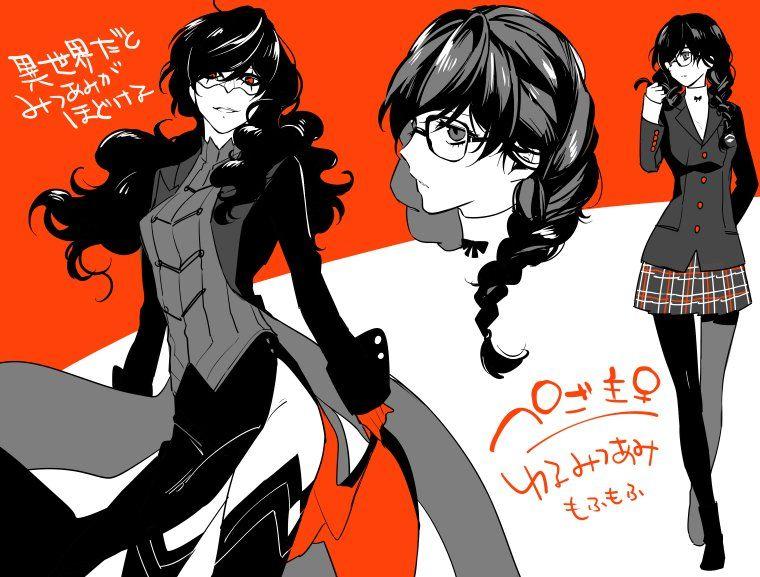 ヒノp5 on persona series persona 5 persona persona 4