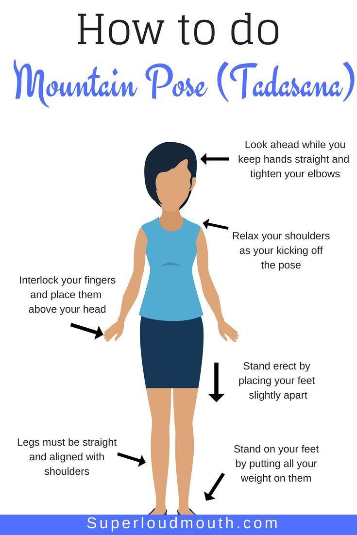 40++ How to do mountain pose in yoga ideas