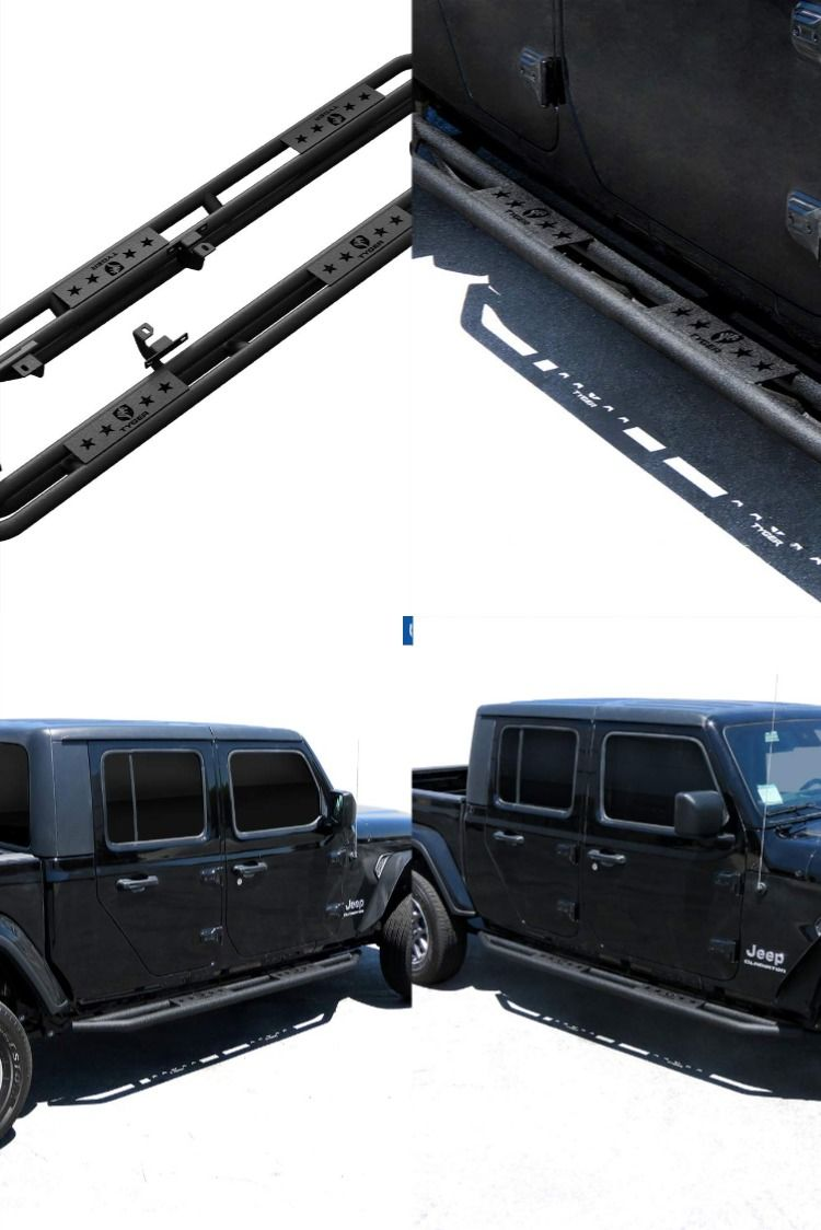 Tyger Auto Tg Ja2j2359b Star Armor Kit Fits 2020 Jeep Gladiator Jt 4 Doors Textured Black ในป 2020
