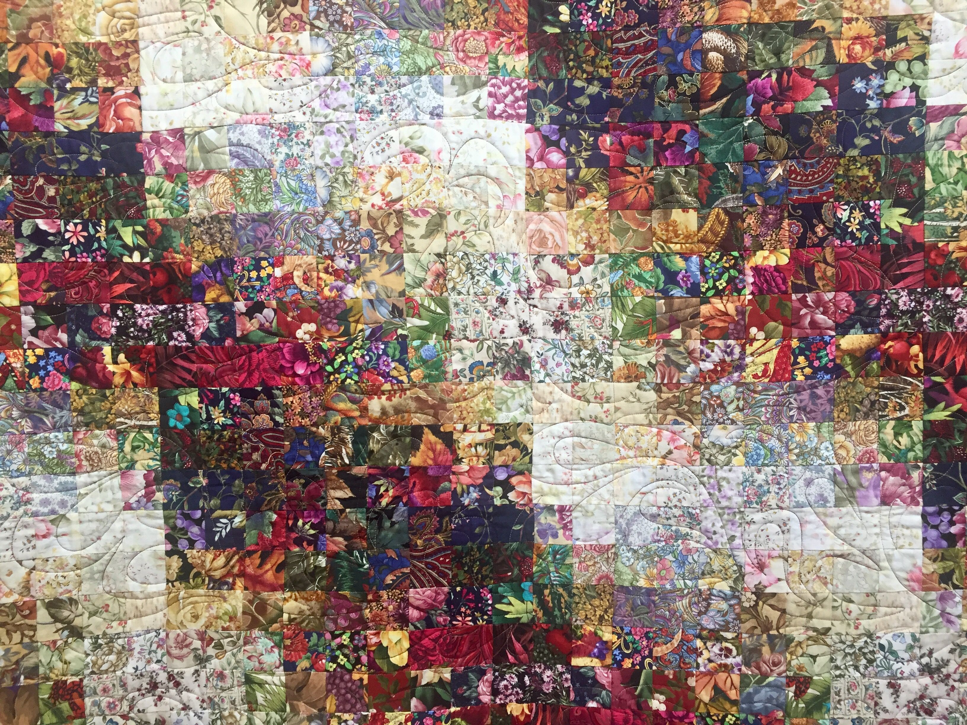 quilt highland quilters challenge quilts watercolor tweed img harris