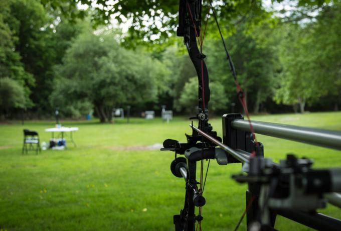The Science Behind The 100 Yard Bow Shot Bow Shooting 100 Yards Yard