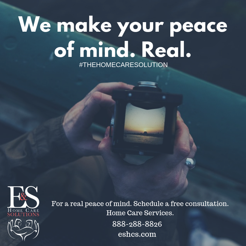 We Make Your Peace Of Mind Real For A Real Peace Of Mind Schedule Your Free Consultation For Our Reliable Home Care Service Home Care Care Agency Solutions