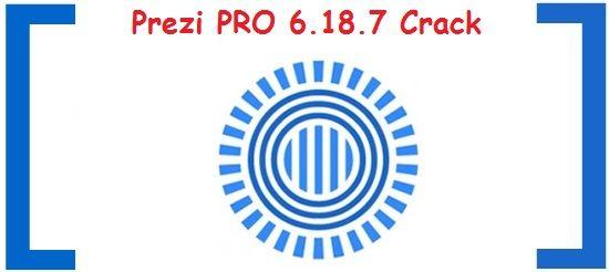 Prezi Pro 6187 Crack Full is a versatile application that allows