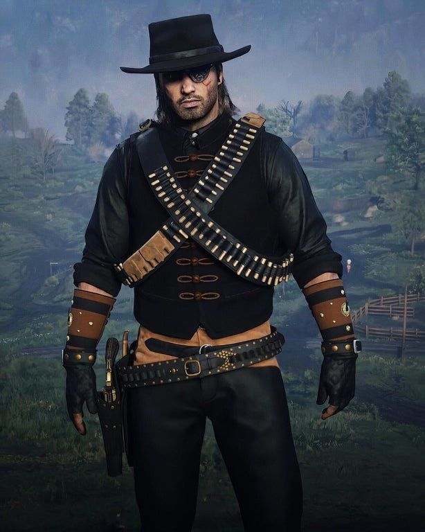 Cool Rdr2 Outfits : outfits, Online, Outfits, Ideas, Redemption